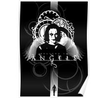 Believe In Angels (The Crow) Poster