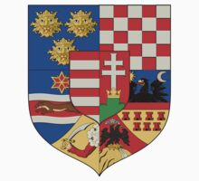 Hungarian coat of arms by BrewMasterMD