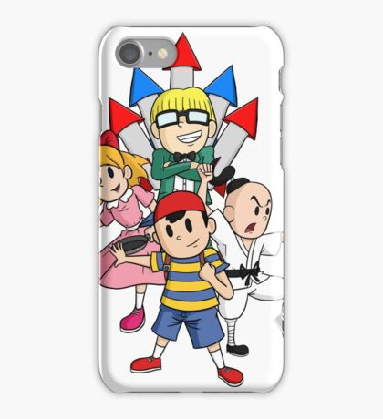 Earthbound iPhone Case/Skin