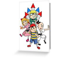 Earthbound Greeting Card