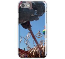 When I see an elephant fly! iPhone Case/Skin