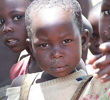 All eyes on Uganda by Martina Nicolls
