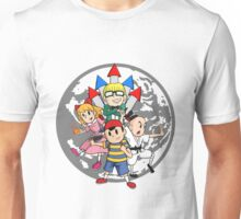 Earthbound w/ Background Unisex T-Shirt