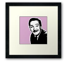 Walt Disney Framed Print