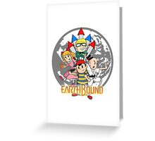 Earthbound w/ Logo Greeting Card