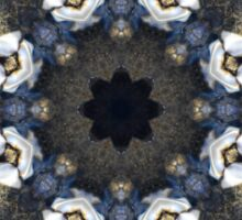 Reflection Kaleidoscope Sticker