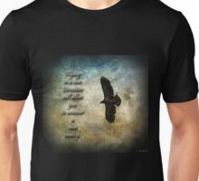 Flying In A New Direction Unisex T-Shirt