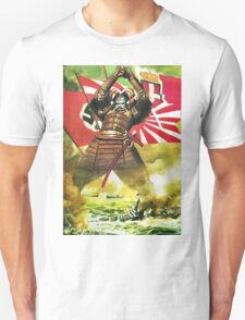 Japanese Propaganda Poster : WW2 World War 2 : WWII  T-Shirt