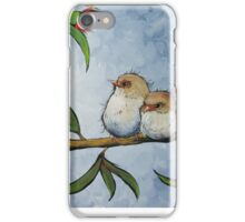 Wren Family iPhone Case/Skin