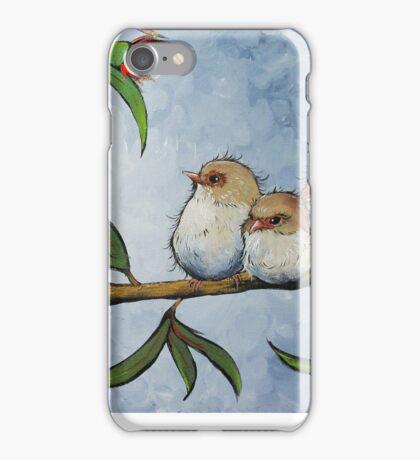 Wren Family iPhone Case/Skin