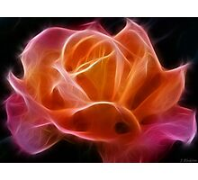 Fractured Love Photographic Print