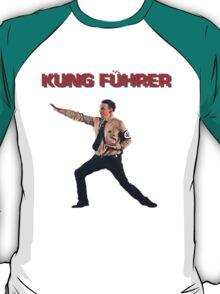 Kung Fury - Kung Führer T-Shirt