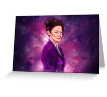 Mistress of the Universe Greeting Card