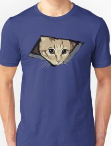 Ceiling Cat Watches You, LOLCat Favorite Unisex T-Shirt