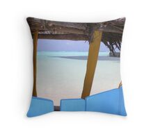 Sorobon-Bonaire Throw Pillow