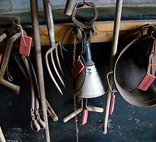 Farming tools by Kaleidoking