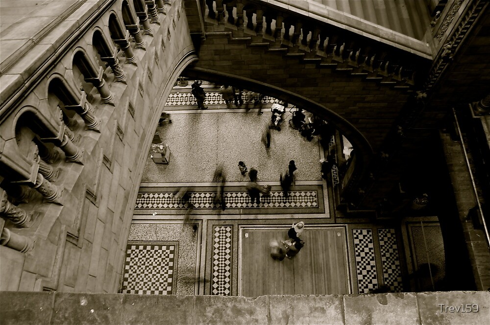 Upstairs Downstairs by Trev159