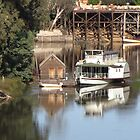 Port of Echuca by dozzam