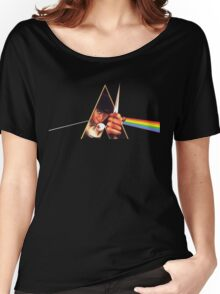The Dark Side of the Orange Women's Relaxed Fit T-Shirt