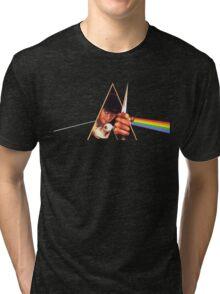 The Dark Side of the Orange Tri-blend T-Shirt