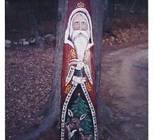 Old World Saint Nick by viveca