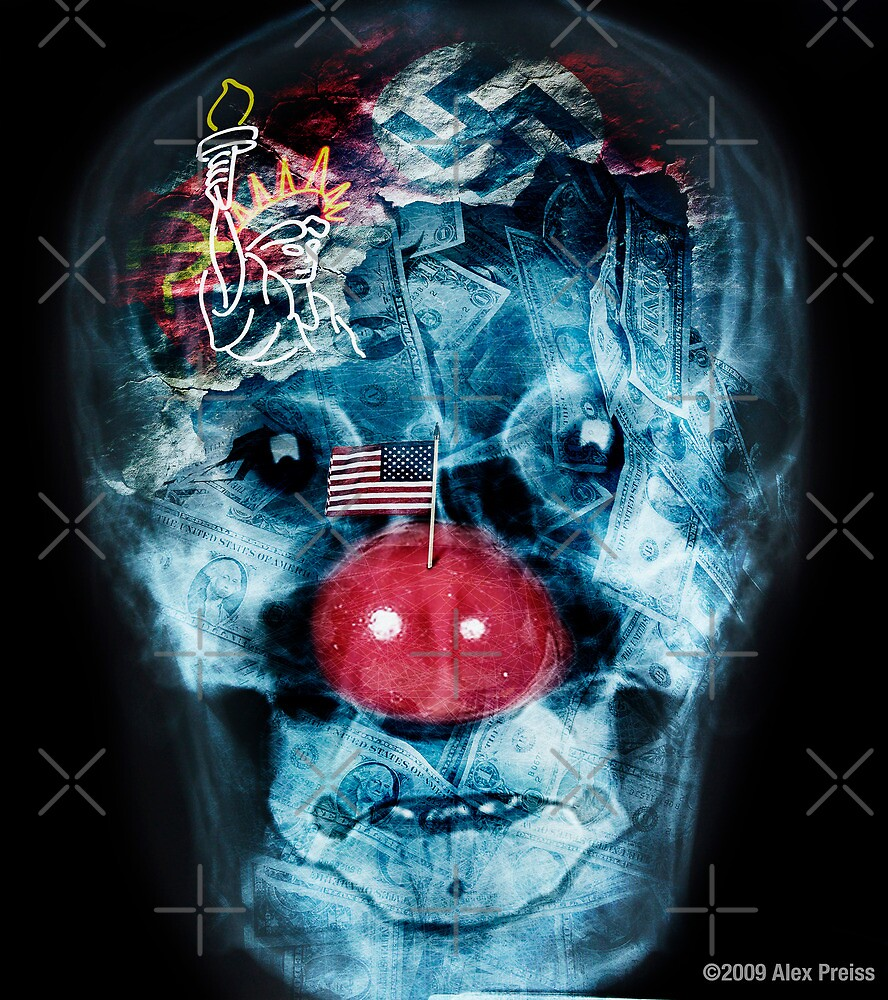 Glenn Beck: Anatomy Of A Prosperous Clown by Alex Preiss