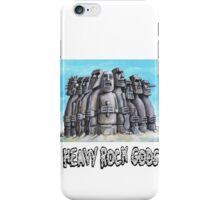 Heavy Rock Gods iPhone Case/Skin