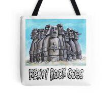 Heavy Rock Gods Tote Bag