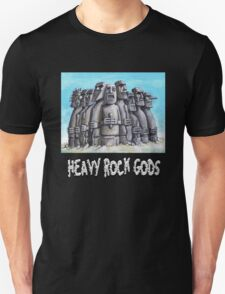 Heavy Rock Gods Unisex T-Shirt