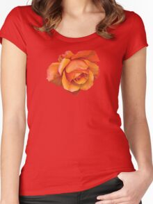 """A rose by any other name would be just as sweet"" Women's Fitted Scoop T-Shirt"