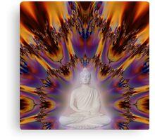 Buddha Light 2000 Canvas Print