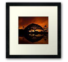 181 Framed Print