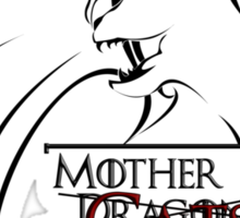 Mother of Cats Sticker