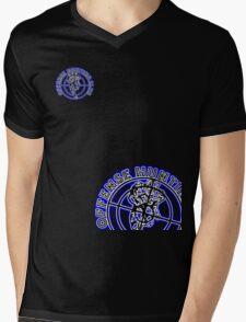 Offense Hunting Club Mens V-Neck T-Shirt