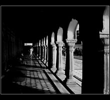 ARCHES-GOLDEN TEMPLE by manumint