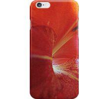 Gladiola...Up Close iPhone Case/Skin