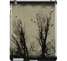Bird Trees iPad Case/Skin