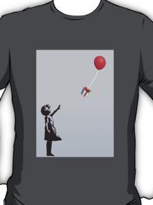 Balloon Present T-Shirt