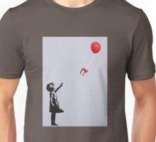 Balloon Present Unisex T-Shirt