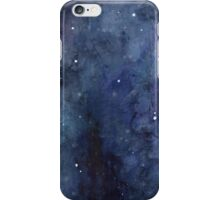 Galaxy Watercolor iPhone Case/Skin