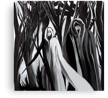Assassins Canvas Print