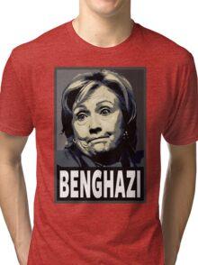 Benghazi Tri-blend T-Shirt