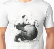 Panda BOOM Unisex T-Shirt
