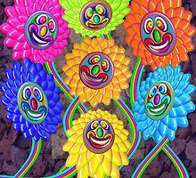 Garden Happy by GolemAura