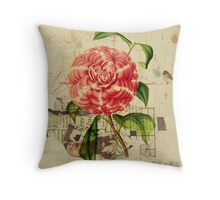 To one in paradise Throw Pillow