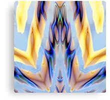 Blue Star 2000 Canvas Print