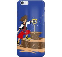 Key in the Stone iPhone Case/Skin