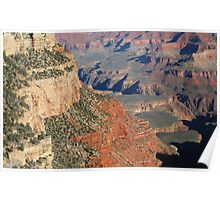 Paint it Red - Grand Canyon Poster