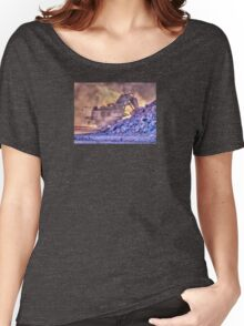 Mt. Whaleback, Western Australia Women's Relaxed Fit T-Shirt