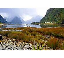 Milford Sound. South Island. New Zealand. (4) Photographic Print